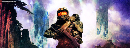 Halo 4 Facebook Covers