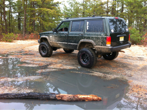 #lifted#jeep#mudding#trail ride