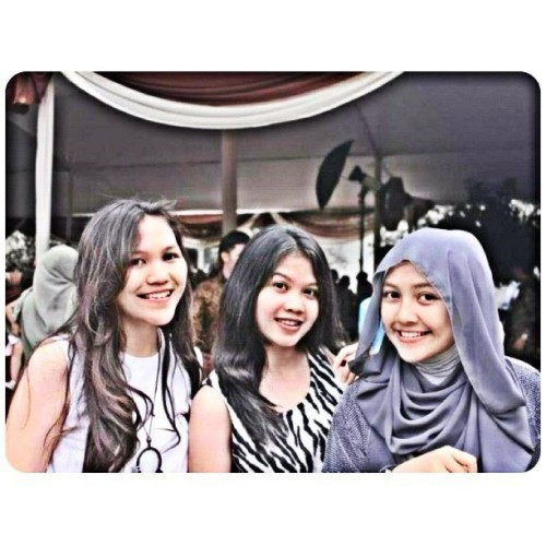 #bestfriend #wedding #party #me @chandraputriii @radenuke