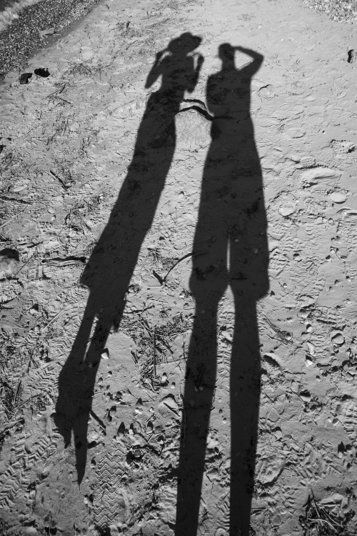 Shadows with Flip Flops. Photo by ChrisJohnsonPictures