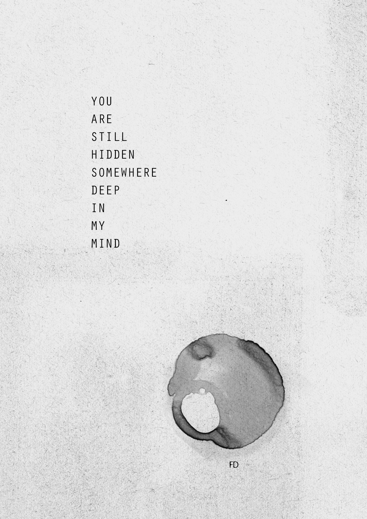 visualgraphic:  You are still hidden