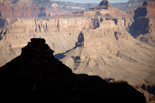 Solitude by ChrisJohnsonPictures Hermit Trail, Grand Canyon National Park