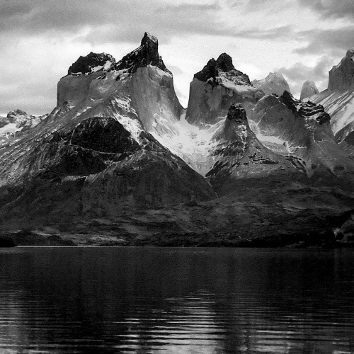 whiteless:  Horns of Paine (by polarisandy)
