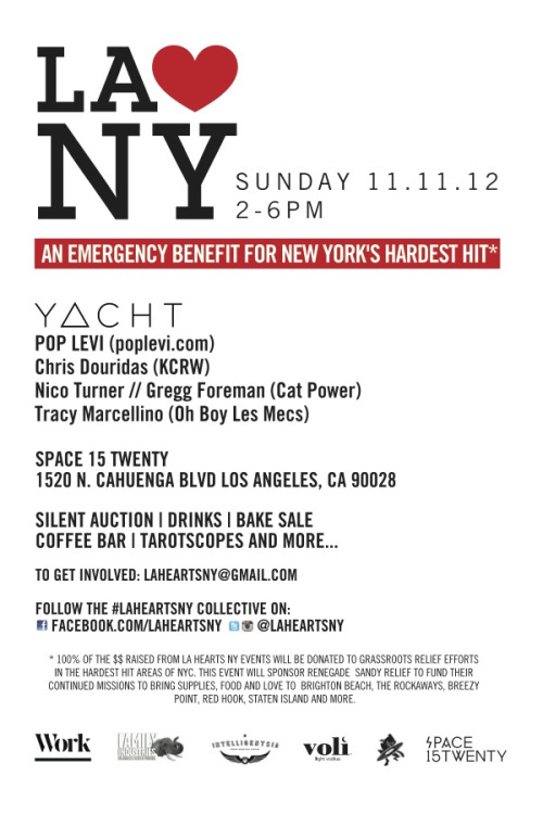 Los Angeles!! Tonight is the La Hearts New York event at Space 15 Twenty! Go show your support and win some sick swag in the auction!! Xx RSR @laheartsny @renegadesandy