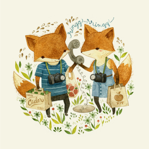 (via Children's Illustration 2 on Behance)