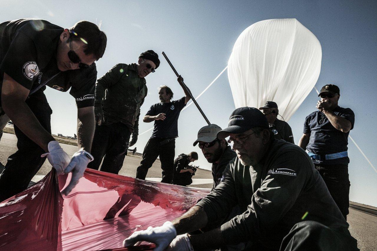 ATA Aerospace crew