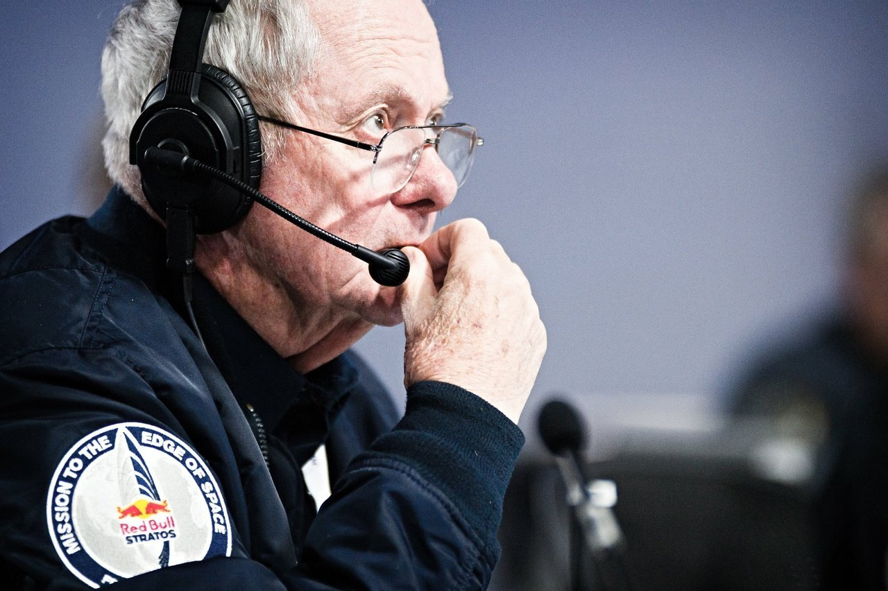 Marle Hewett, Red Bull Stratos Program Manager & Senior Flight Test Engineer