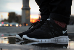 sweetsoles:  Nike Free Run+ 2 (by Nick)
