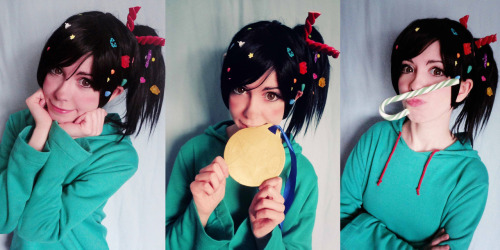 wumbosauce:  aikascupcake:  Vanellope cosplay Wreck-It Ralph by *Tenori-Tiger fantasticturb0: HOLY SHIET WHY ARE YOU SO PERFECT  OH GOD SO PERFECT