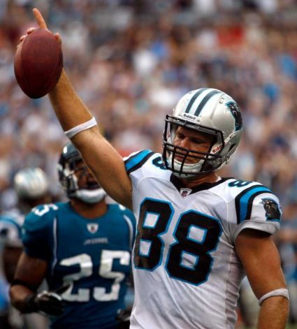 Did you miss Greg Olsen's touchdown grab from Cam Newton? Watch it HERE.