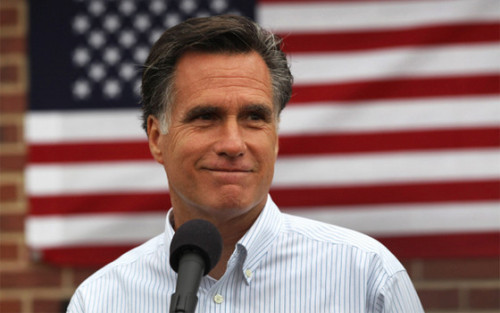 "demonoflight:  xekstrin:   Mitt Romney showed the size of his largess when after losing the election he cut off funding to the credit cards for thousands of his staffers, leaving some stranded and without a revenue source. Many campaign workers found themselves in restaurants, or cabs with an anxious vendor waiting to be paid and the staffer's credit cards declined. Mitt Romney left them holding the bag, and he was no longer willing to foot the bill. Some workers found themselves stranded in strange cities across the nation, hundreds or thousands of miles from home, without a penny in their pocket and no plan of action to take next. This entire scenario is a window into the type of man Mitt Romney is at his core. When there is nothing to lose, and the cameras are not rolling, he is a ruthless individual. Some members of the Romney staff took it in stride. MSNBC.com reported one staffer who, when asked about the credit cards being cut off, shrugged and said: ""Fiscally conservative."" As is often the case, the perspective of the situation depends on how one looks at the situation. source  This is why I got my panties in a knot over voting. This is why I wouldn't ""calm the fuck down"". And I don't regret it.  Wow what— What a humongous DICK I can't believe people actually wanted him to be the president, what even… UGH."