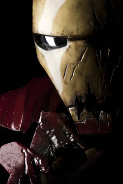 Zombie Ironman - Photography: Adam Jay / Model: Kyosti Kallio