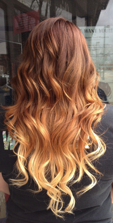 vogue-struck:  vogue-mcqueens:  Good ombrés are just omg  omg wow