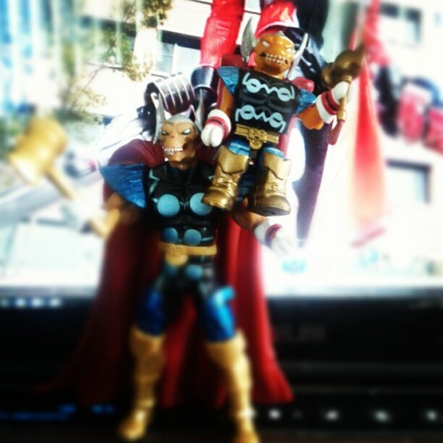 Beta Ray family.