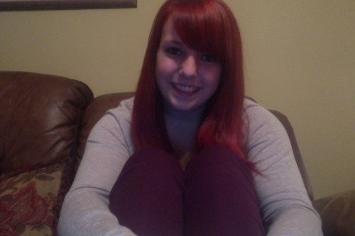 god damn i miss my red hair. ):