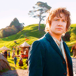 sunset64:  The Hobbit - Behind the Scenes (X)