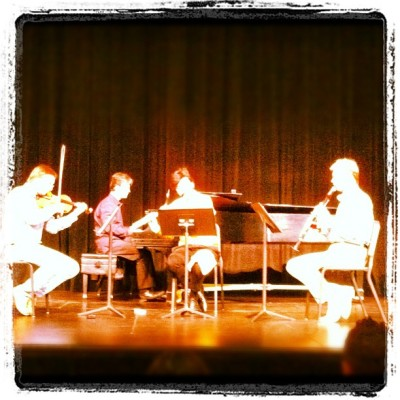 The Moscow Contemporary Music Ensemble  (at Cal State University Los Angeles)