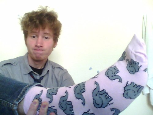 These socks will be our little secret tumblr.