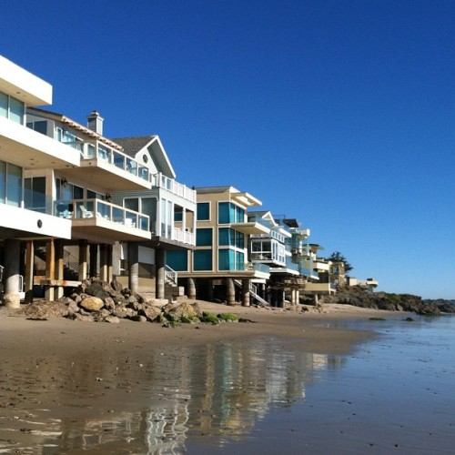 Malibu. Which one do you want? #california #malibu #beach #beachhouse