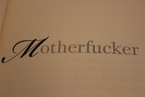 itsjustafantasyfortwo:   godstiel:  I was going through this new book of short stories I bought and reached this one I wondered what it could possibly be about  I DIDN'T EXPECT IT TO BE LITERAL  He was also reasonable, he didn't fuck married mothers