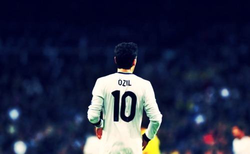 HE IS MY SUPER MAN ~❤ @MESUTOZIL1088 #M1Ö