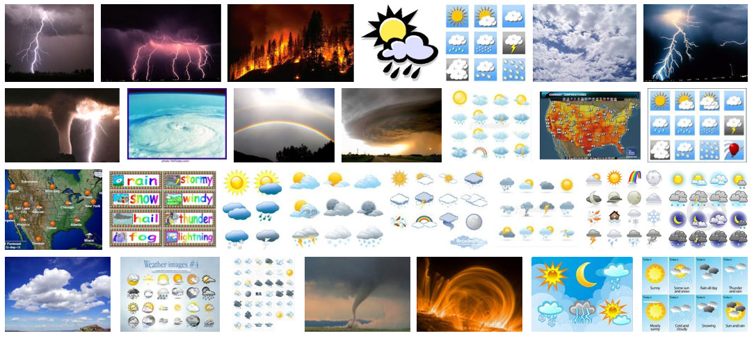 "pergoogle:  ""Weather,"" Google Image search by Rob Walker, October 30, 2012"