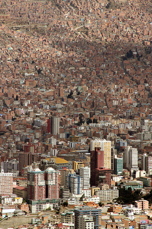 yuria:  La Paz | Bolivia (by For91days)