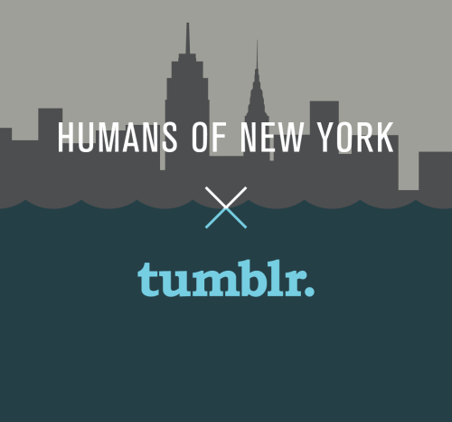 humansofnewyork:  Hey guys. For the next ten days, I'm going to be dedicating HONY to raising money for Hurricane Sandy. We're going to try to do this in a HONY-like way. All of the blog's content will be dedicated to telling the stories of people affected by the storm. Sandy left behind a lot of sad stories, but also some happy ones. We're going to try to tell them all. The good people at Tumblr have stepped in to cosponsor the fundraiser, and they are going to be promoting these stories through their channels. We will simultaneously be holding an Indiegogo campaign. I'm excited to announce that 100% of proceeds will be going to relief efforts: Indiegogo is waiving fees. Paypal is waiving fees. Tumblr is providing goodies. And I'm covering the cost of the photographs. We found a damn good charity too. The Stephen Siller Tunnel to Towers Foundation is a family-owned charity in Staten Island, located right in the heart of one of the worst hit areas. They've been doing amazing work the last couple weeks, and have been endorsed by many government officials.  I want to emphasize that this is a fundraiser, and not a print sale. With that being said, I can assure you that it will be the last time prints will be made available for at least a year. Perhaps much longer than that. Let's have some fun next week… and kick some Sandy ass!The campaign page:http://igg.me/p/270131?a=221102
