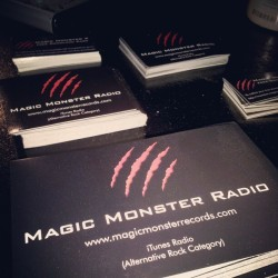 Live broadcasting from Roberts in Chinatown! #magicmonster