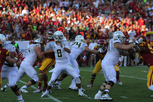 Pac-12 Roundup: The stage is set for a winner-take-all weekend. Click through to find out what shook out from an intriguing Saturday for the Pac-12.