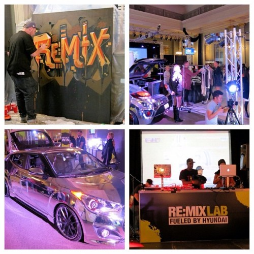 #RemixLab #LosAngeles (at Re:Mix Lab)