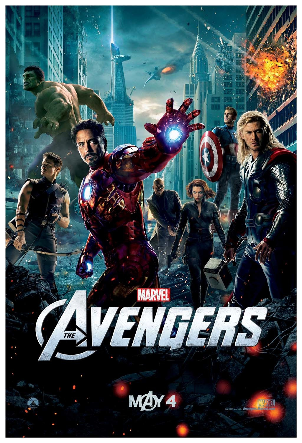 Avengers best movie