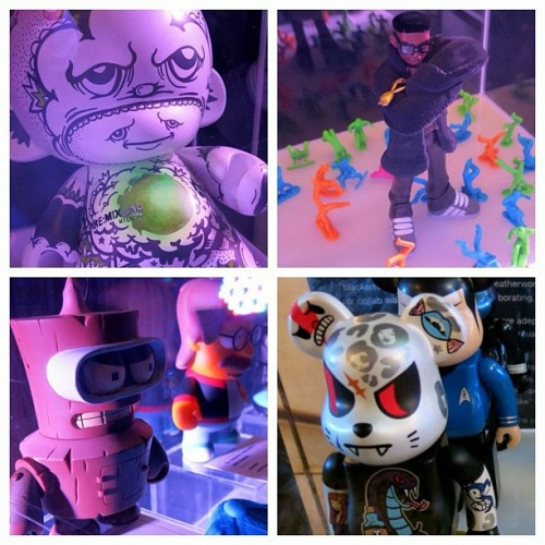 Toy story. #RemixLab #LosAngeles  (at Re:Mix Lab)