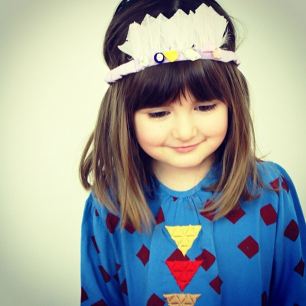 poppyscloset:  Such a sweet smile #poppyscloset #bobochoses #wovenplay #kidswear #kids #children #fashion