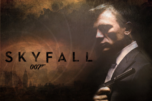Skyfall…welcome back Mr. Bond.