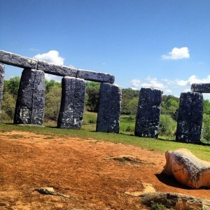 136: Foamhenge  During his road trip and move to Atlanta, Rob sent Gavin to the wonder of Foamhenge in…  View Post shared via WordPress.com