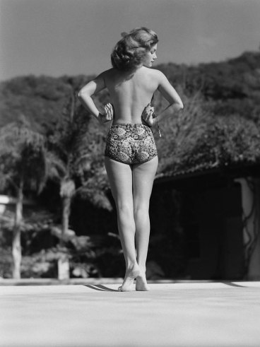 Linda Christian, The first Bond girl. 1945