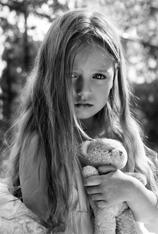 Siyah-Beyaz Bebek, �ocuk (HD) Resimleri