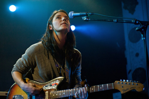 Just another soul bared. Sharon Van Etten pics from last week's Metro show: http://illinoisentertainer.com/2012/11/sharon-van-etten-live-shots/