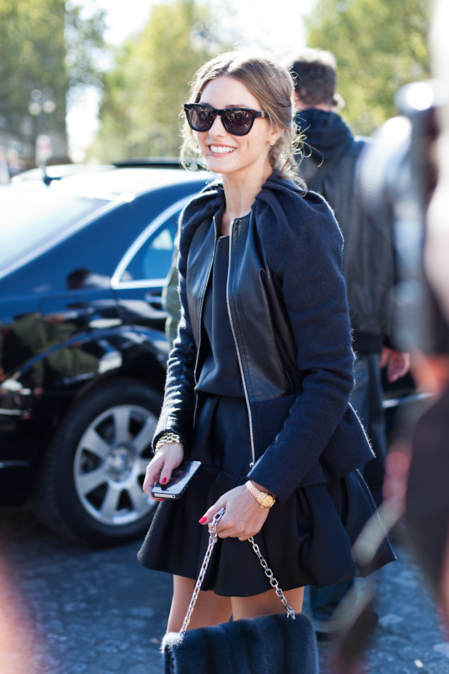 exhalevogue:  Olivia Palermo