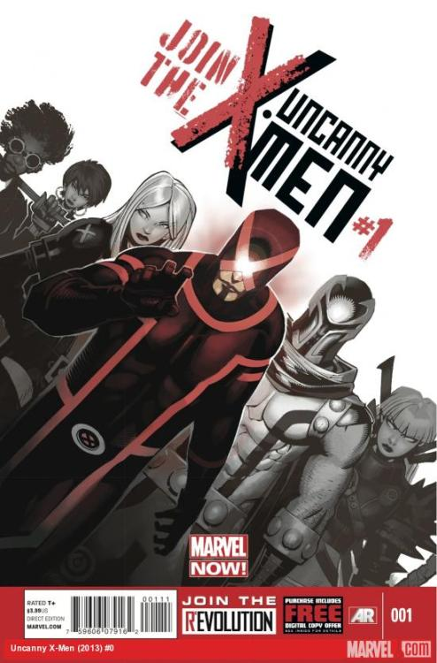 Yup, UNCANNY X-MEN by Bendis & Bachalo is Coming! (via Newsarama)