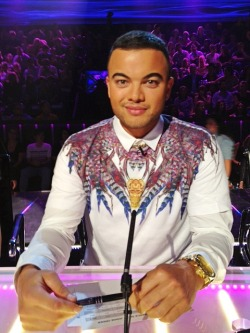 Guy Sebastian wears JVP Melbourne