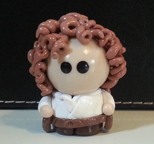 Hello Sweetie!! River Song is now complete and has been added to my Etsy Shop. I just love her!