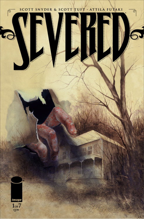 "New episode of MATT & BRETT LOVE COMICS!  SEVERED #1-7! With Nicole Drespel and Becky Ferreira! We recorded this episode on the Saturday before Halloween, so I had to make a spooky pick. And ""Severed"" is more horrifying than spooky, so, keep that in mind.   Listen to the episode on the website! Subscribe in iTunes! Leave a review in iTunes! Like us on Facebook!"