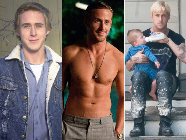 Ryan Gosling turns 32 so we're celebrating with 32 of his hottest photos, from bare chests to babies.