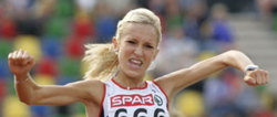 Karoline Bjerkeli Grøvdal (via Grøvdal looks to European Cross Champs)