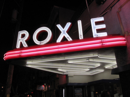 laughingsquid:  San Francisco's Roxie Theater Raising Funds on Kickstarter  Do it up.