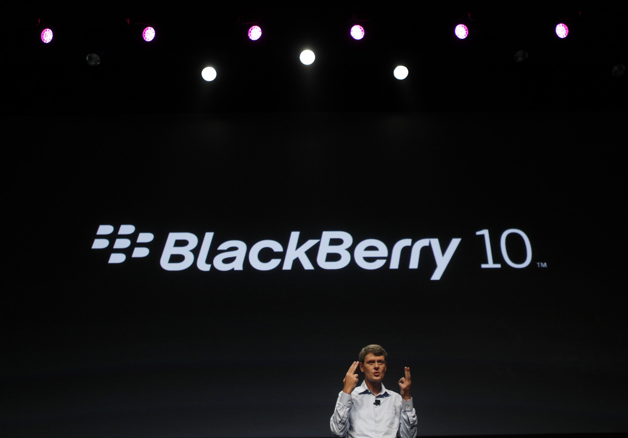 Research In Motion Ltd plans to introduce its new line of BlackBerry 10 smartphones on January 30, the company said on Monday, giving investors a measure of confidence that the long-awaited devices are nearing completion. The Waterloo, Ontario-based company, a one-time pioneer in the smartphone industry, is betting its future on the new products, which will be powered by its new BlackBerry 10 operating system. Its shares rose 5.5 percent to $9.01 in trading before the U.S. stock markets opened. RIM has struggled over the last two years as its devices lost ground to snazzier and faster smartphones like Apple Inc's iPhone and Samsung Electronics' Galaxy line. RIM said the twice-delayed launch would take place simultaneously in multiple countries. It will introduce two BlackBerry 10 smartphones as well as the platform that powers them. The company has said the first devices will have touchscreens. Phones with the mini QWERTY keyboards that many long-time BlackBerry users rave about will come a few weeks later. READ ON: New BlackBerry 10 devices roll out January 30
