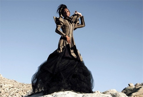 @DawnRichard featured on @vogue_italia's Black Blog!  Read the interview here - The Black Blog: Dawn Richard
