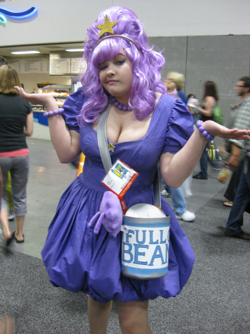 Lumpy Space Princess Cosplayer (by Mia-Amore)